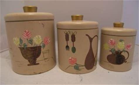 60s vintage striped metal kitchen canisters retro canister set with vintage metal kitchen canister set hot girls wallpaper