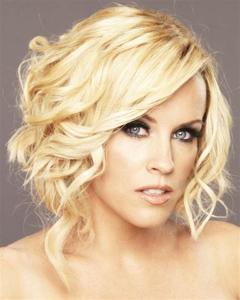 halloween hairstyles for thin hair actress and model jenny mccarthy to celebrate 40th
