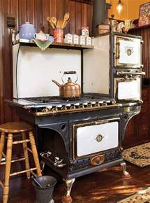 antique kitchen furniture antique stoves historic charm and elegance in the kitchen