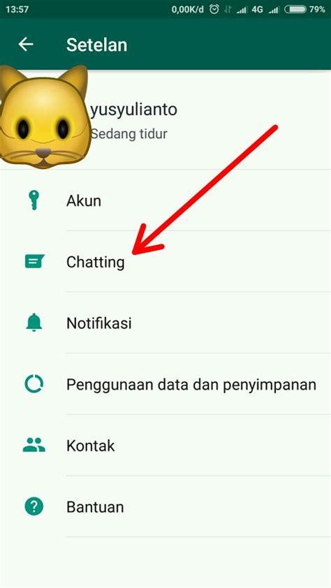 wallpaper untuk chat cara mengganti wallpaper chat whatsapp inwepo