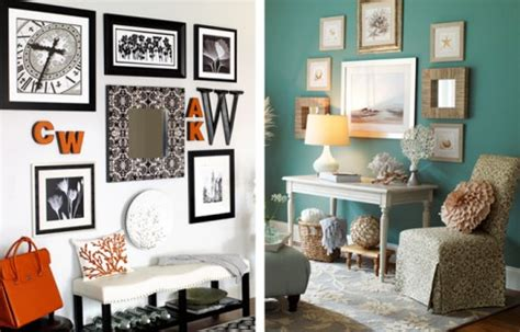 great living room frames on home decor arrangement ideas homegoods how to decorate a hallway wall with panache