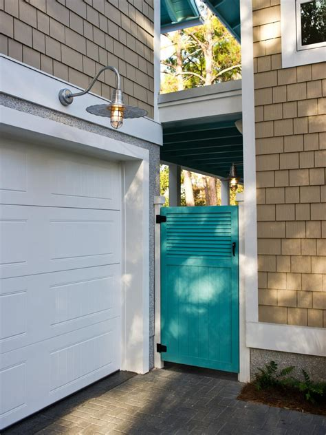 Outdoor Garage Lights 10 Garage Lighting Ideas Hgtv