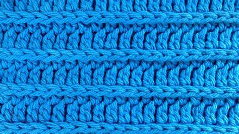 crochet stitches crochet royal ridge stitches free dishcloth pattern