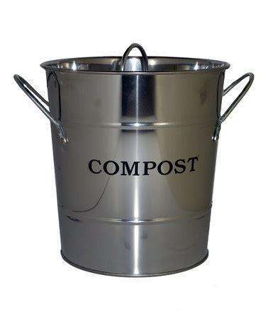 under sink compost stainless compost kitchen bucket