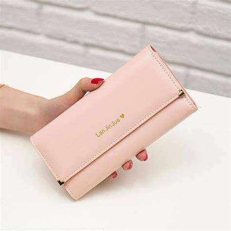model2 dompet dompet wanita model long purse black jakartanotebook com
