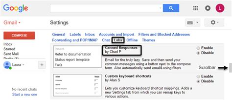 How To Create Email Templates In Gmail With Canned Responses Codeholder Net Create Email Template In Gmail