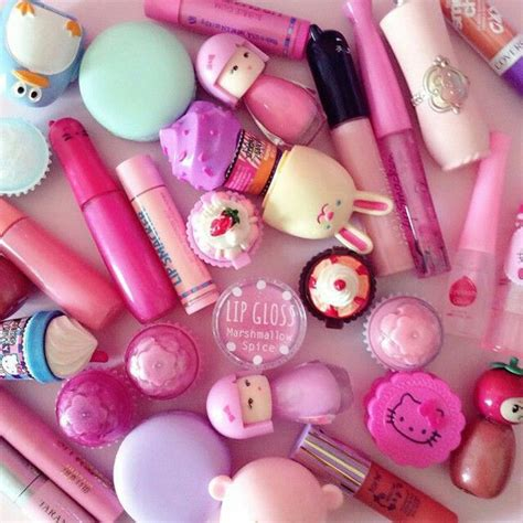 Products To Make You Feel Girly by Girly Stuff Makeup Image 2974103 By Marine21 On Favim