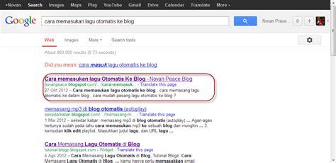 cara membuat blog til dihalaman pertama google cara agar postingan blog til di halaman pertama google