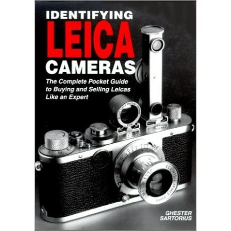 identifying leica cameras: buying and selling your leica