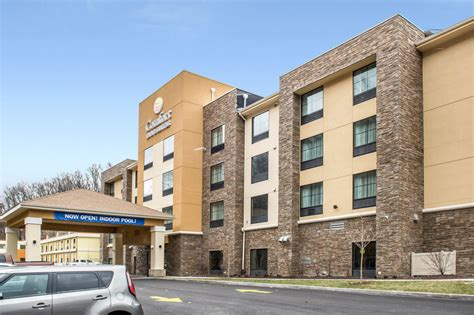 Comfort Inn And Suites Pittsburgh United States Of