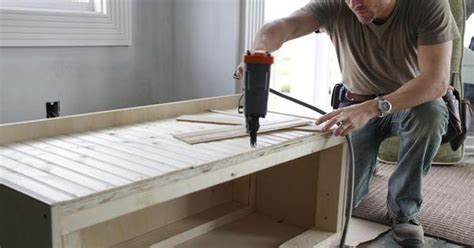 network bench how to build a window bench seat window benches diy