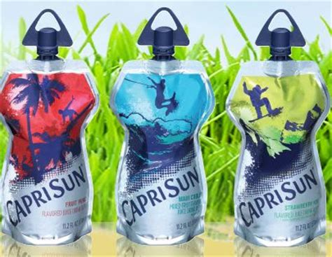 Capri Sun Sweepstakes - safeway free capri sun big pouch mailed coupon