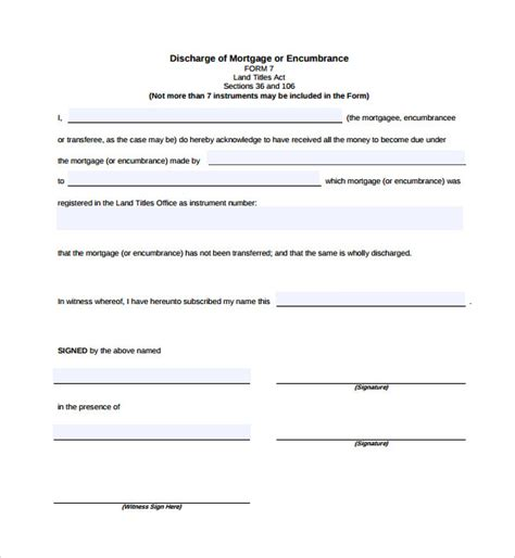 chapter 7 discharge letter docoments ojazlink