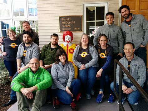 ronald mcdonald house volunteer oliver russell team volunteers at boise s ronald mcdonald house idaho business