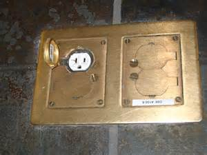 Floor Electrical Outlet file electrical outlet in floor jpg
