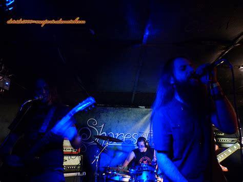 Sho Metal Di Apotek aux portes du metal chronique du concert de doomraiser shores of null l alba di morrigan