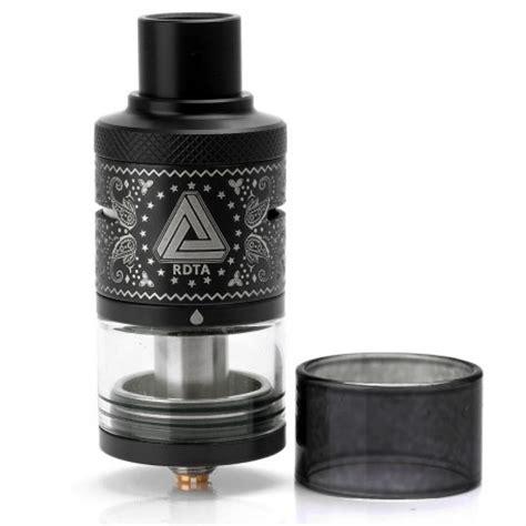 Rdta Limitless Plus authentic ijoy limitless rdta plus 6 3ml 25mm black atomizer