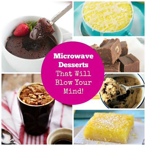 mouth watering microwave desserts that will blow your mind mum s lounge