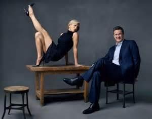 Vanity Fair Actually Vanity Fair Profiles Brzezinski And Joe Scarborough