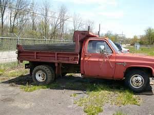 1981 Chevrolet C30 1981 Chevrolet C30 Dump Truck For Sale New Caslte
