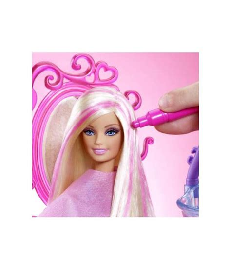 design doll error barbie hair tastic colour design salon doll buy