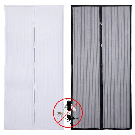 Magnetic Insect Screen Minimalis funky magnetic bug net mesh door insect screen fly curtain mosquito netting ebay
