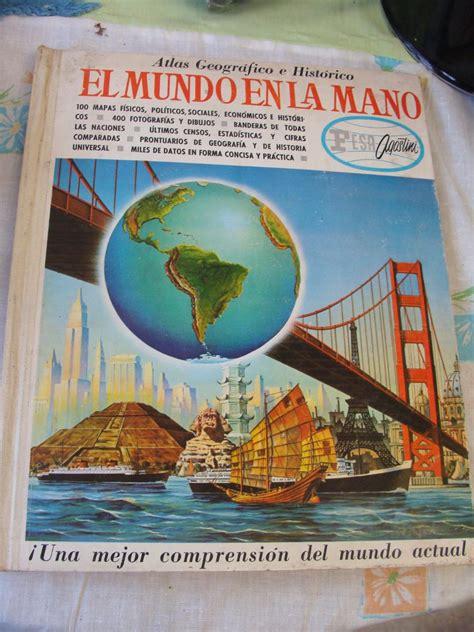 libro medio mundo 2 libro el mundo en la mano atlas geografico fesa a 241 o