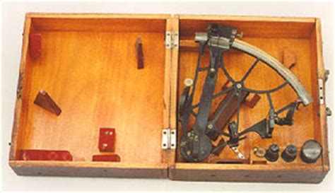 sextant origin the sextant box mystery