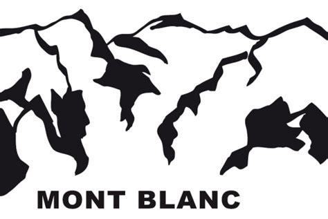 Autoaufkleber ötztal by Mont Blanc Mountain On The Road Bergaufkleber Berg