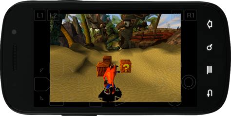 android crash crash bandicoot 1 android ps1