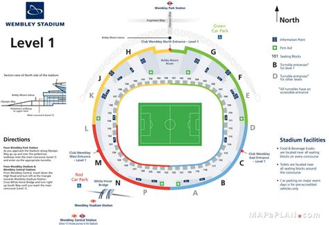wembley stadium seating plan detailed layout mapaplan com london map virtual browse info on london map virtual