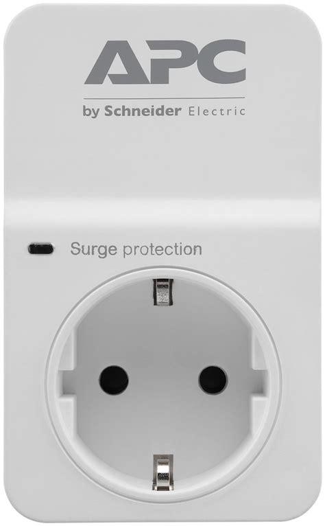 Apc Sugre Protector Pm6 Gr apc essential surgearrest pm1w gr sockets power cords computeruniverse