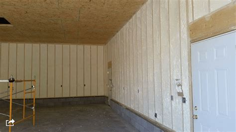 What Of Insulation For Garage Walls by Dividing Wall