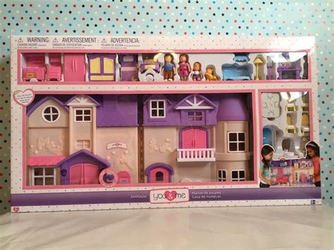 you and me dolls house you me doll house unboxing and review by all fun toys collector youtube