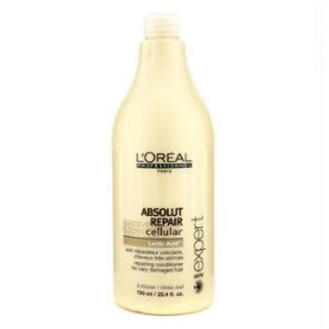 Conditioner Loreal absolut repair cellular conditioner loreal 750ml