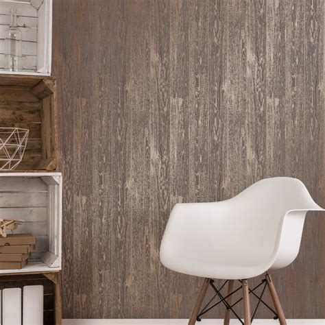 shimmer wallpaper metallic gold brown ilw980007 from fine decor loft wood brown metallic wallpaper fd41959