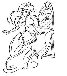 princess coloring pictures princess coloring pages learn to coloring