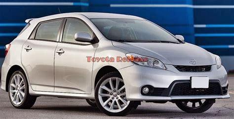 Toyota Matrix 2016 2016 Toyota Matrix Price And Release Date