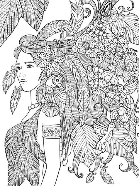 mandala coloring books for grown ups 624 best coloring pages portraits for grown ups images