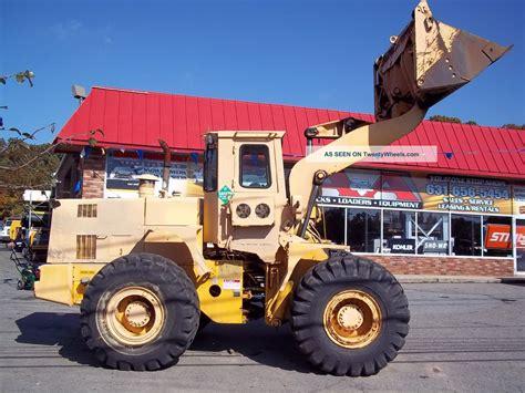 1988 530 dresser wheel loader payloader