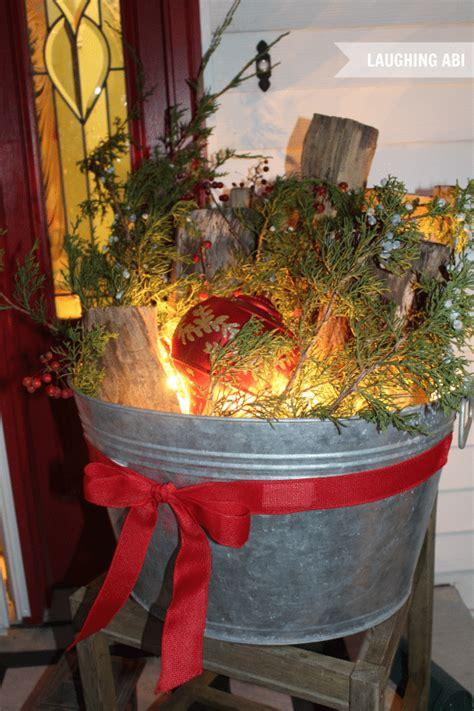 easy christmas porch lighting ideas 10 diy decor ideas