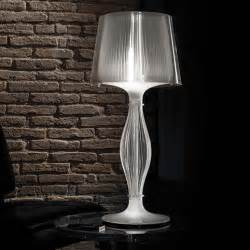 liza contemporary table lamp by italian designer lighting