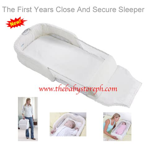 The Years Safe And Secure Sleeper by The Years And Secure Sleeper The Baby Store Ph