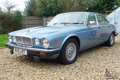 1984 jaguar soverign 4 2 auto blue only 70k miles lots of
