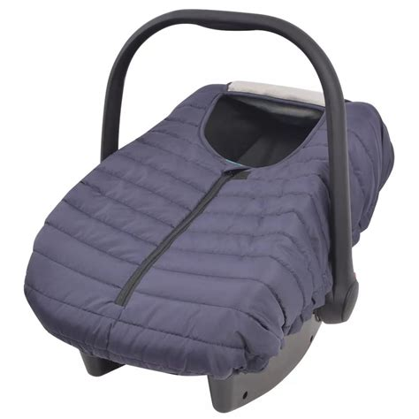 baby carrier car seat vidaxl baby carrier car seat cover 57x43 cm navy vidaxl