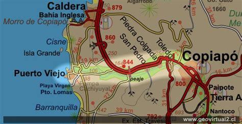 contenido ruta copiapó puerto viejo, región de atacama