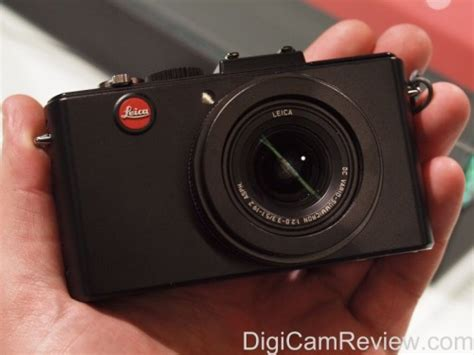 Leica D 3 Ultracompact Digicam Packs In 10 Megapixels by Digicamreview Leica D 5 Review By Steve Huff Photo