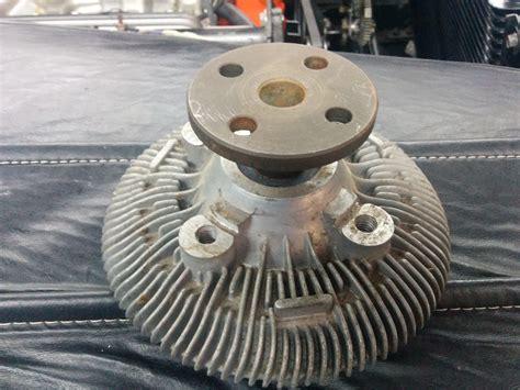 what is a fan clutch what is this eaon fan clutch corvetteforum chevrolet