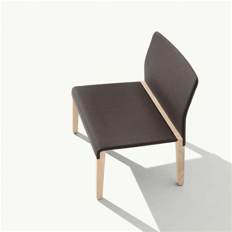 panca seduta dalton 664 panca di design in legno seduta imbottita