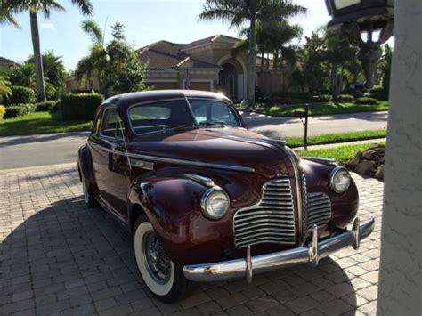 1940 buick coupe 8 estate sale for sale photos